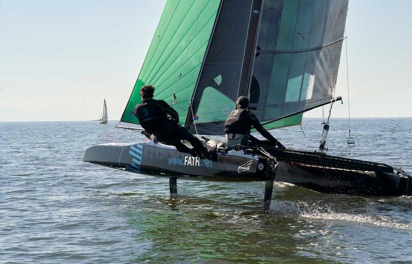2019-11-14-FATH-FATH Sailing Team draws positive conclusions for the 2019 season